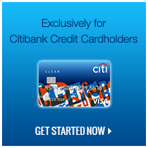 Эксклюзивные привилегии для обладателей карт Citibank Credit Начните прямо сейчас